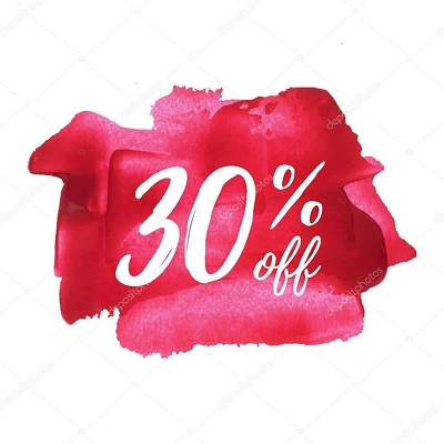 30% Off Christmas/Holiday Sale – 4 Days ONLY