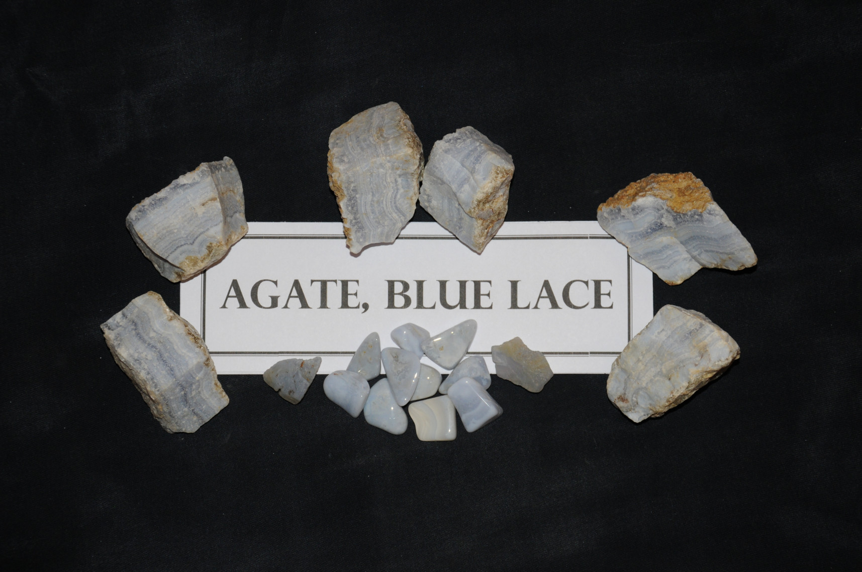 Agate, Blue Lace